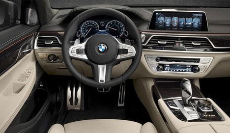 İşte BMW M7'nin yeni ikizi: M760i xDrive