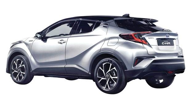 Toyota'nın C-HR'si Türkiye'de üretilen ilk hibrit araç olacak
