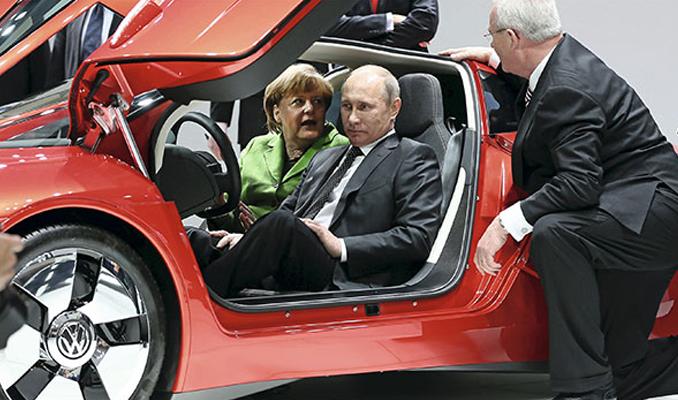 Putin: Kendime elektrikli otomobil alabilirim