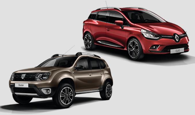 Renault ve Dacia'da Black Friday sürprizi