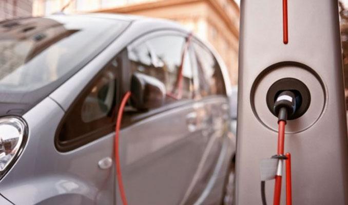 Hedef 2 milyon elektrikli araç