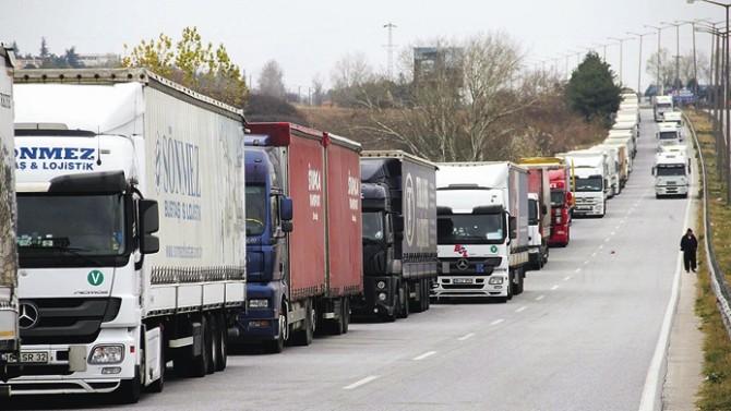 Türk taşımacıların Rusya çilesi sona eriyor