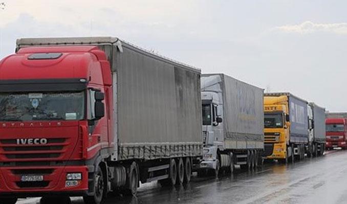 Rusya ile karayolu taşımacılığı yeniden başlıyor