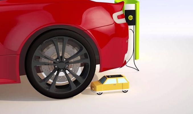 Elektrikli otomobiller 5 dakikada şarj olacak