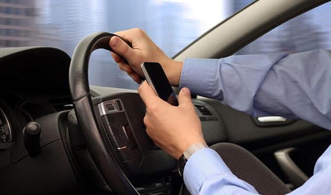 Tüm sürücülerin telefonlarına mesaj gelecek