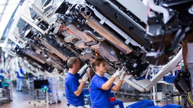 Otomotiv yan sanayi Rusya'da yeniden gaza bastı