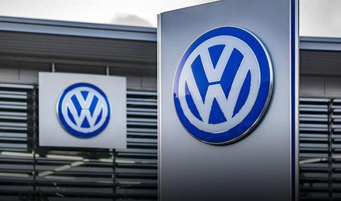Volkswagen'in karı azaldı