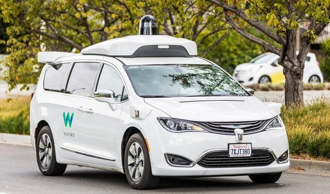 Waymo'nun otonom araçlarında sürücü şartı aranmayacak