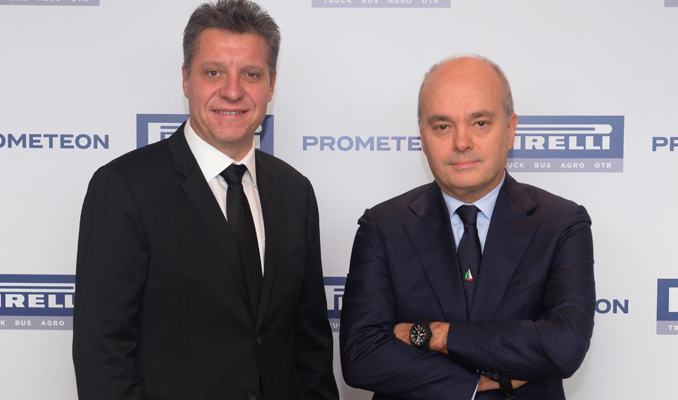 Prometeon Lastik Grubu'ndan 115 milyon dolarlık yatırım