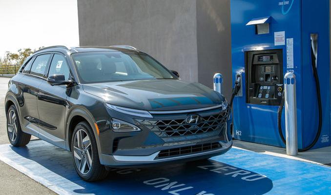 Ünlü otomotiv şirketi hidrojene 9 milyar dolar yatıracak