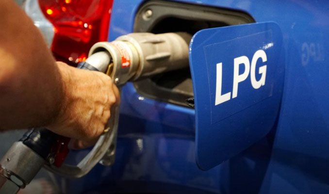 LPG ithalatı Ekim'de arttı