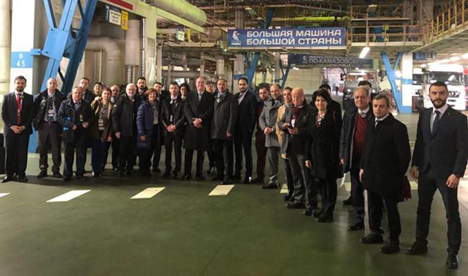 Türkiye, Rus otomotiv pazarında liderlik peşinde