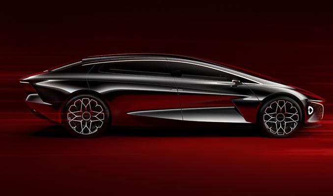 Aston Martin elektrik otomobilini tanıttı