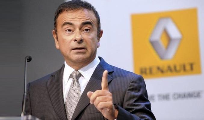 Renault'nun tutuklu CEO'su istifa etti