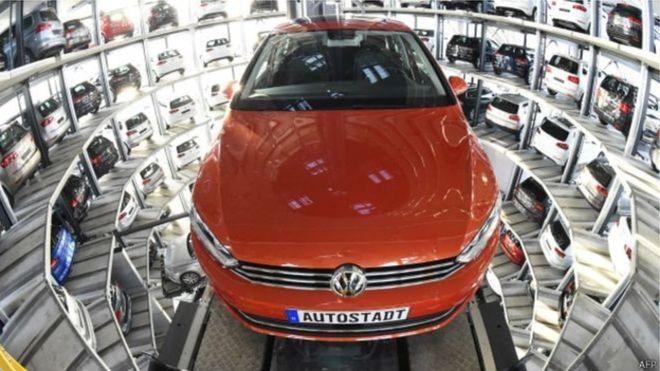 Almanya'da Volkswagen davası başladı