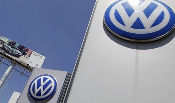 Volkswagen'in Almanya'daki merkezine baskın