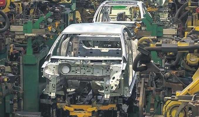 1 dakikada 1 araç üretiyor