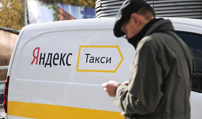 Yandex.Taksi artık 'yük' de taşıyacak