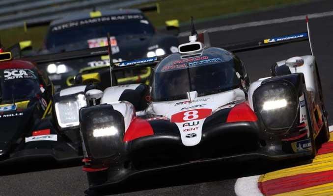 Toyota, 2018-19 WEC Dünya Şampiyonluğu'nu garantiledi