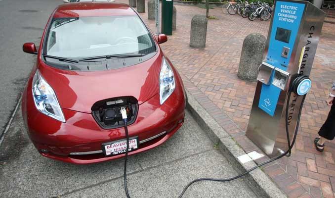 Elektrikli kamu araçları için düğmeye basıldı