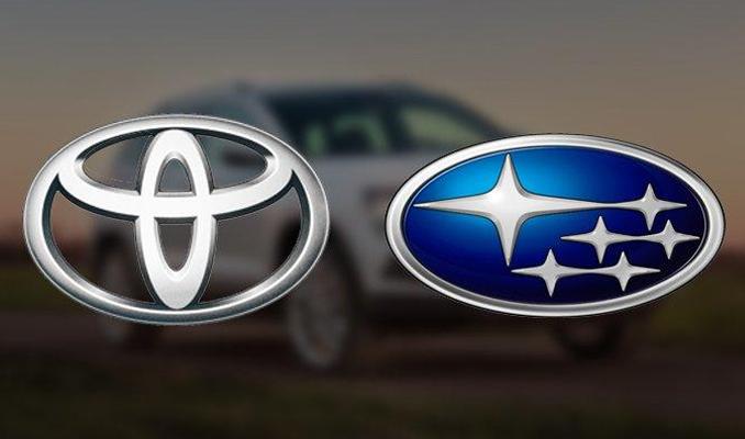 Toyota ve Subaru'dan ortaklık!