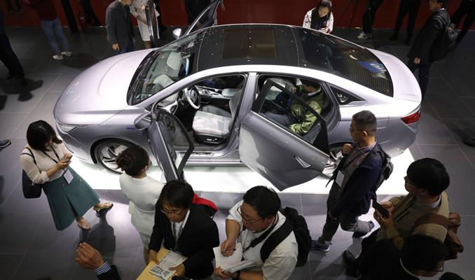 Çin otomobil alımlarındaki kısıtlamayı gevşetiyor
