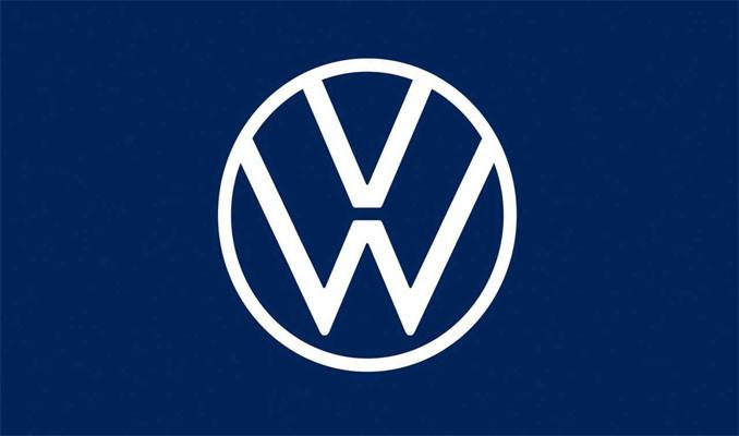 Alman devi Volkswagen logosunu yeniledi