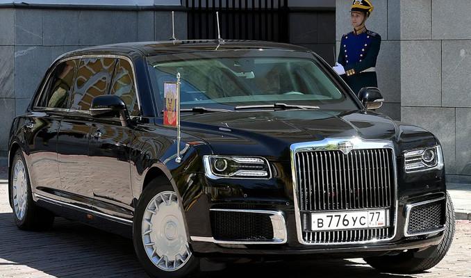 Rusya'da lüks otomobil piyasası yüzde 5 düştü