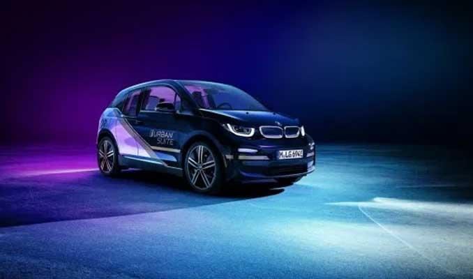 BMW i3 Urban Suite sahneye çıkıyor