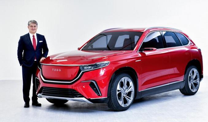 Yerli otomobili ABD'de anlatacak