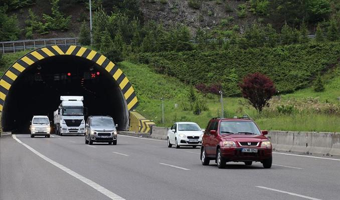 Bolu Dağı tüneli 32 gün kapalı