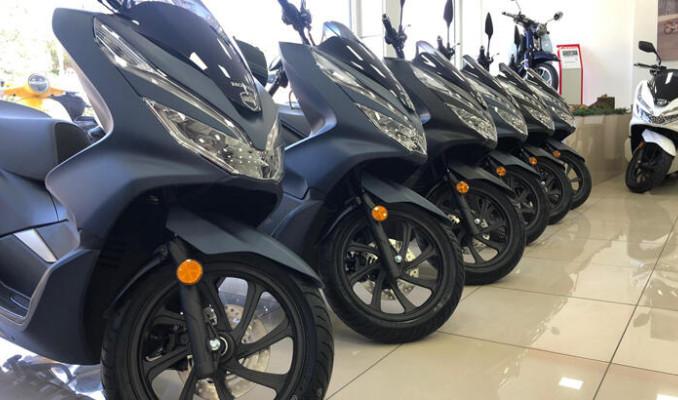 Motosiklet sektörü 14 yılın zirvesine ilerliyor