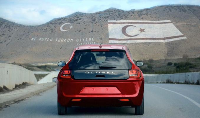 KKTC'nin otomobili Türkiye'ye geliyor