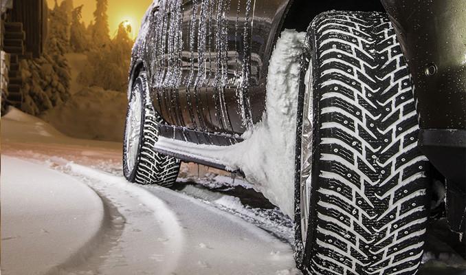 Kış lastiklerinde zorunlu uygulama başlıyor