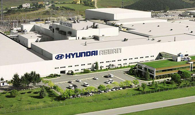 Hyundai yeni SUV'unu İzmit'te üretecek