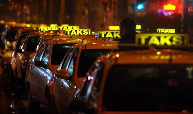 İBB'nin '6 bin yeni taksi' projesi reddedildi