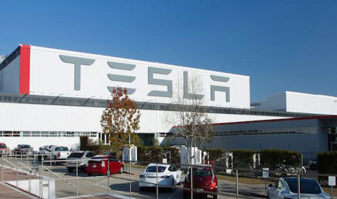 Tesla 9500 aracını geri çağırdı