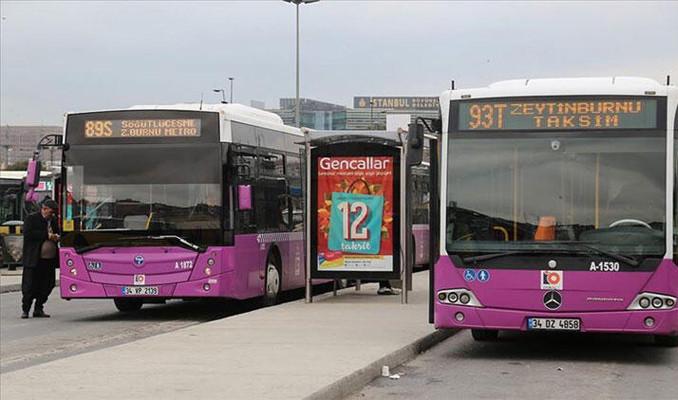 İstanbul'da otobüs şoförlerine puan sistemi geliyor