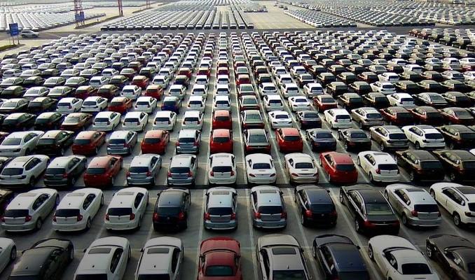 Otomotiv pazarında %73,1'lik büyüme yaşandı