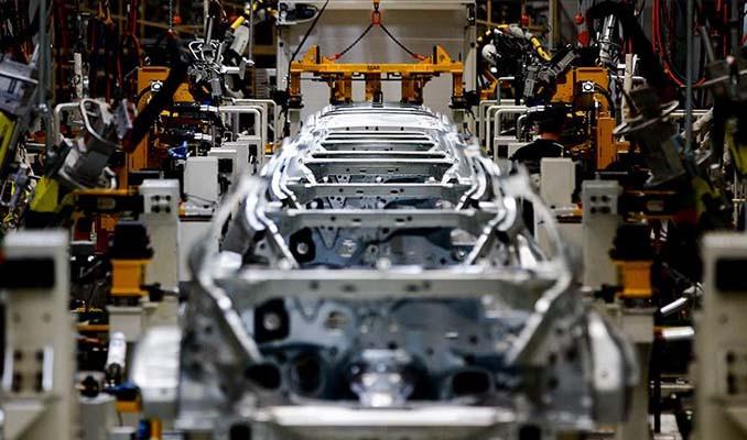Otomotiv sanayisinde üretim yüzde 5,4 arttı
