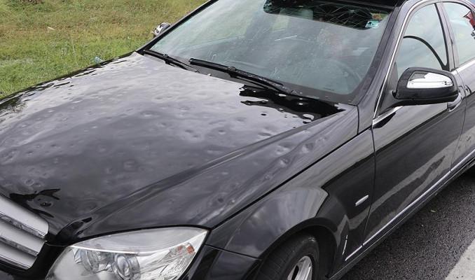 Araçtaki dolu hasarını tespit etmeyen ekspertize ceza!