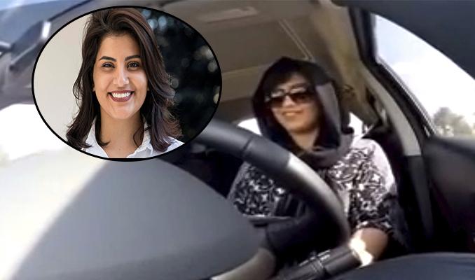 Suudi Arabistan'da otomobil kullanan kadın aktiviste beş yıl hapis cezası