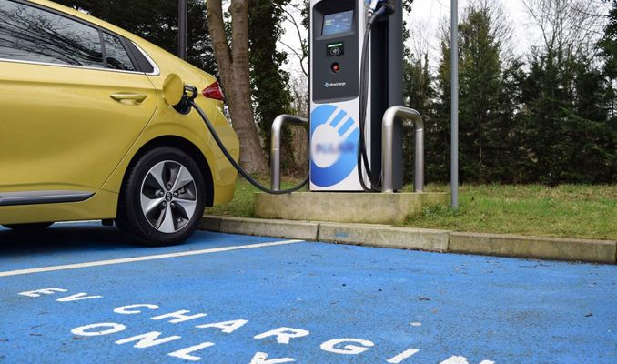 Danimarka'dan elektrikli araç hedefi