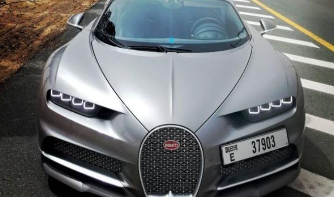 Rusya'nın en pahalı otomobili satışa çıktı