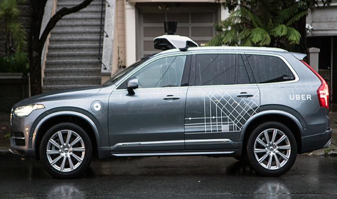 Uber, sürücüsüz araç birimini Aurora'ya satıyor