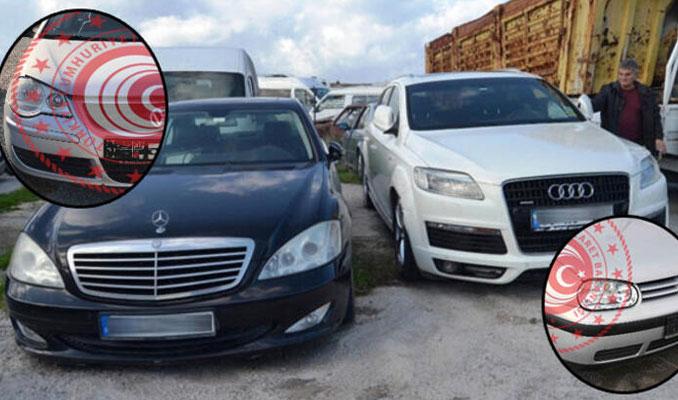 Bakanlıktan uygun fiyata satılık lüks araçlar