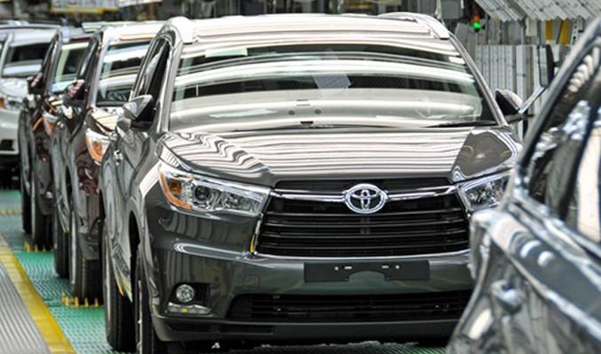 Toyota Çin'in bazı kentlerinde üretime yeniden başlıyor