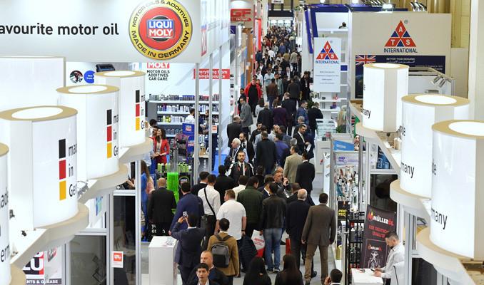 Dünyanın 3. büyük otomotiv endüstri fuarı İstanbul'da