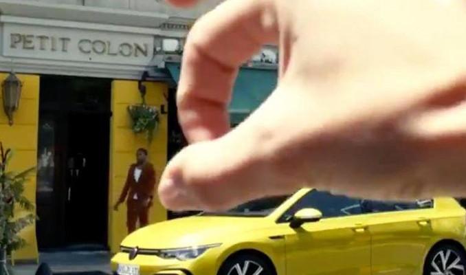 Volkswagen'e ırkçı reklam suçlaması!