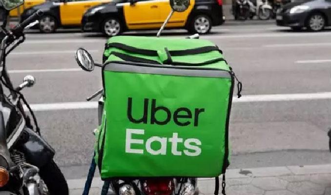 UBER'den yemek şirketine 2,6 milyar dolarlık teklif